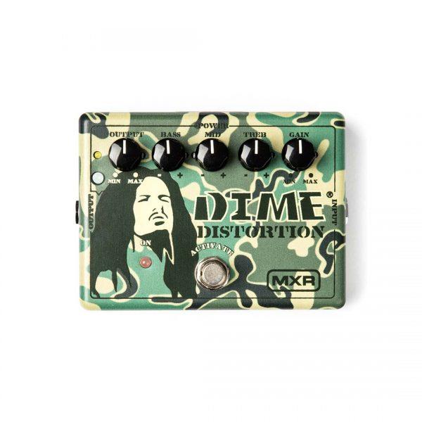 افکت گیتار الکتریک MXR مدل Dime Distortion DD-11