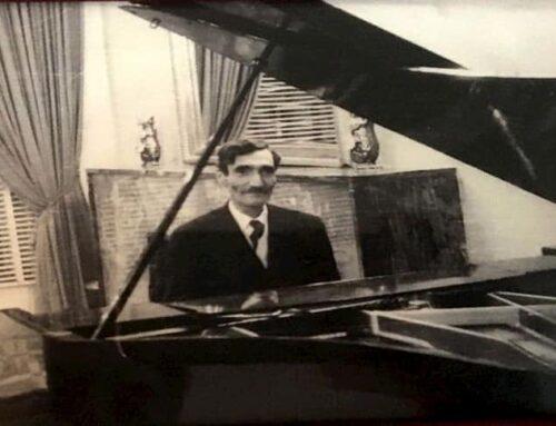 نخستین پیانیستهای ایرانی