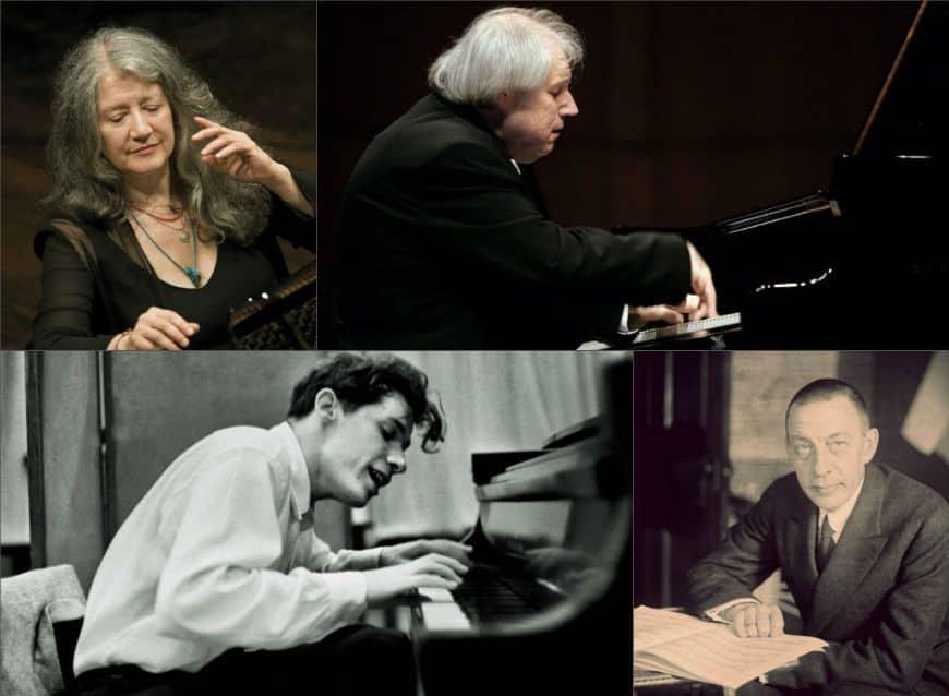 بهترین پیانیستهای جهان