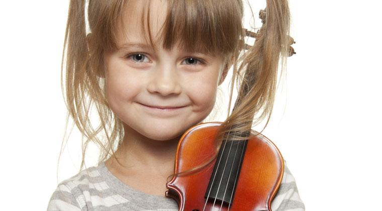 تاثیر آموزش موسیقی بر کودکان