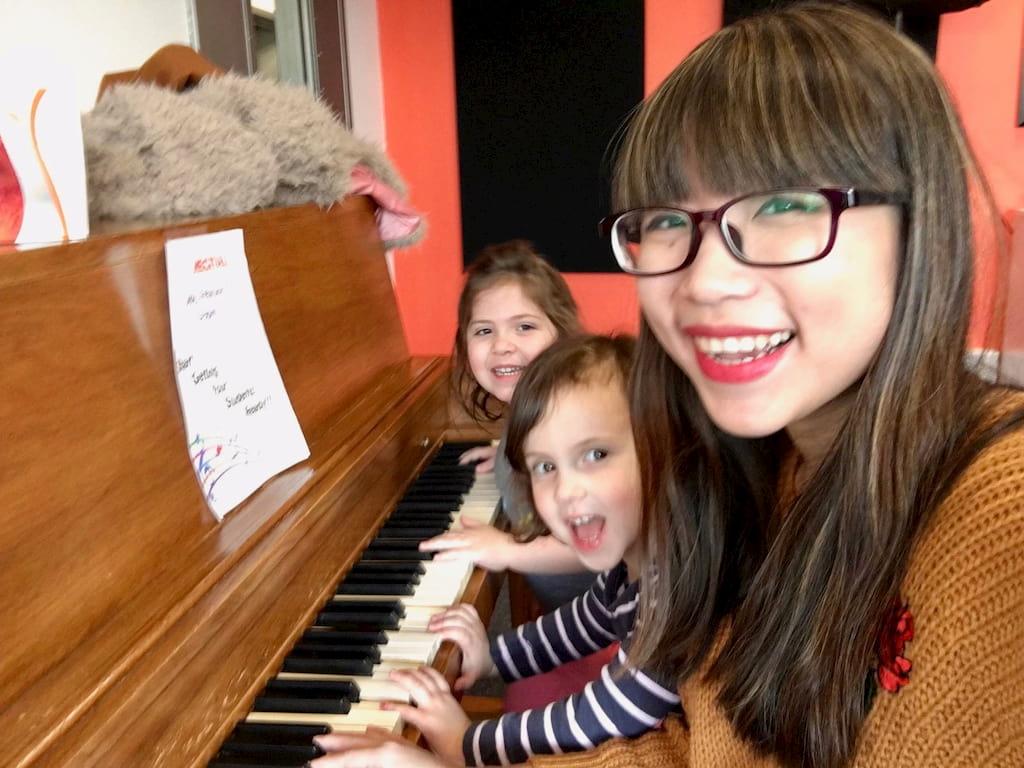 تاثیر پیانو بر کودکان