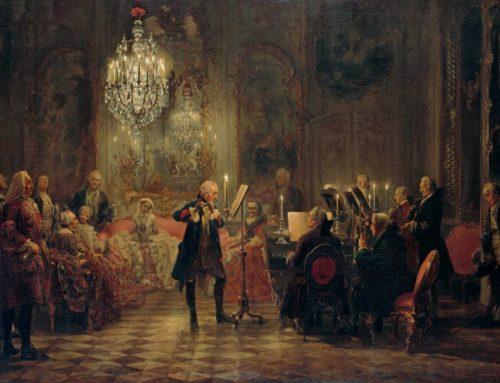 دورههای موسیقی (کلاسیک) در غرب – دوران معاصر