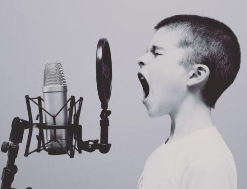 رنگ صدا در خوانندگی