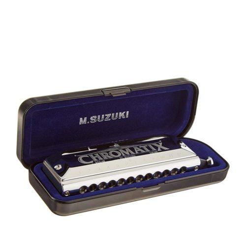 سازدهنی کروماتیک Suzuki مدل Chromatix SCX-48