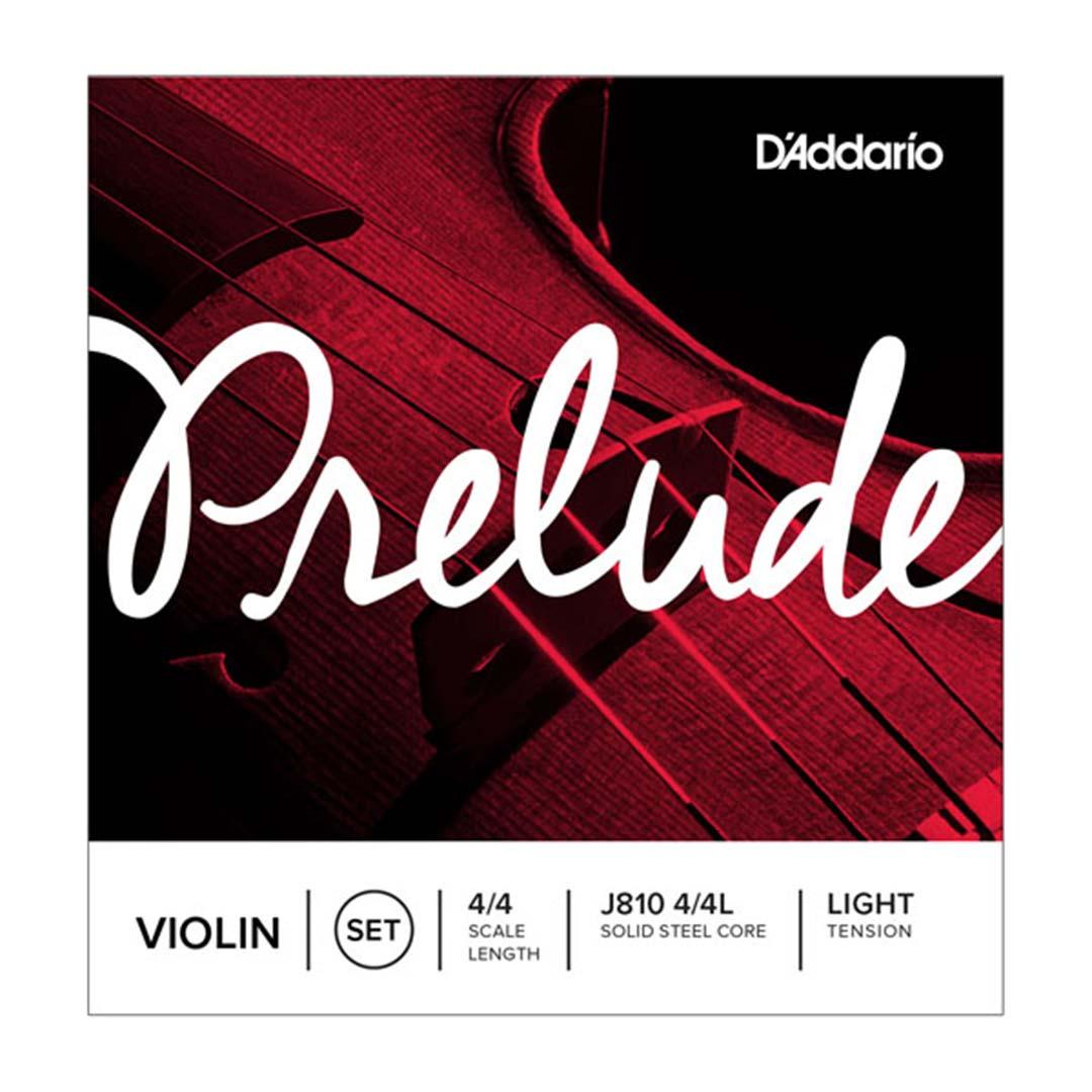 سیم ویولن DAddario مدل Prelude J810 4/4L