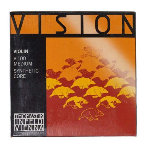 سیم ویولن Thomastik Infeld مدل Vision VI100