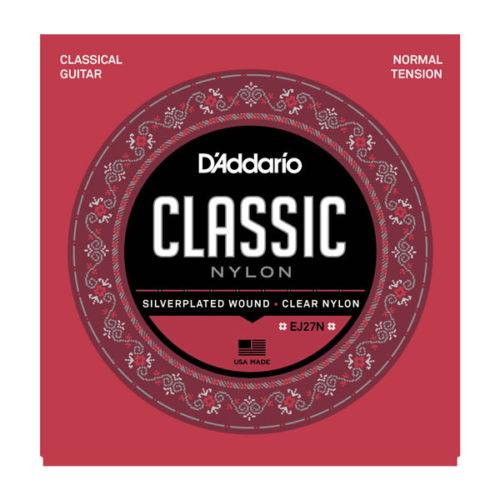 سیم گیتار DAddario مدل Classic EJ27N