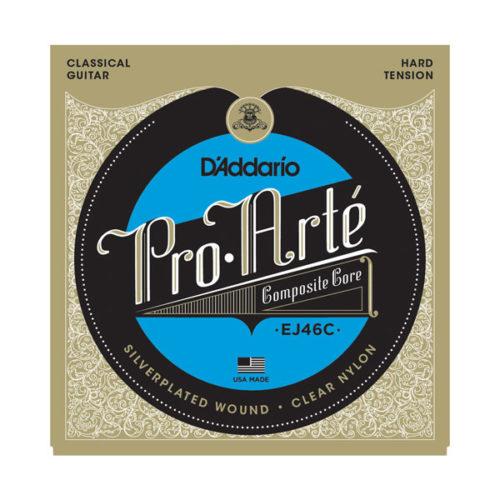 سیم گیتار DAddario مدل Pro Arte EJ46C