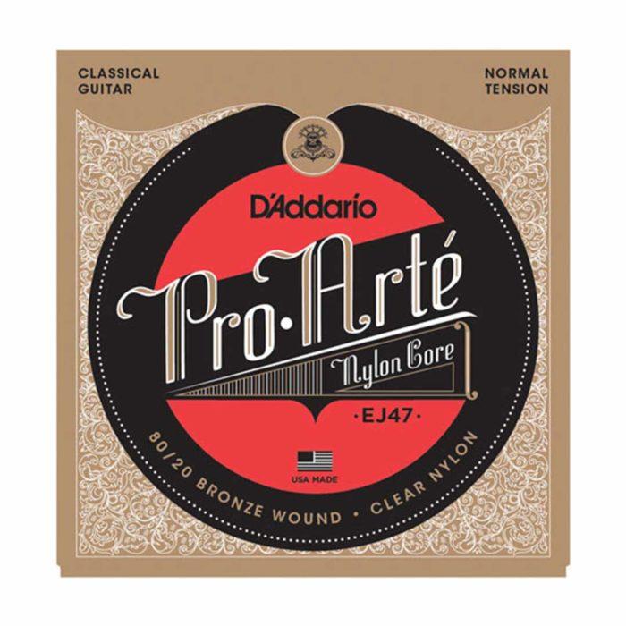 سیم گیتار DAddario مدل Pro Arte EJ47