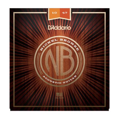سیم گیتار DAddario مدل NB 10-47