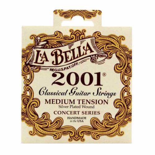 سیم گیتار La Bella مدل Classical 2001