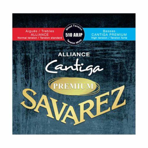 سیم گیتار Savarez مدل Cantiga 510 ARJP