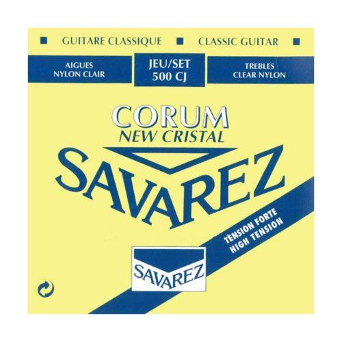 سیم گیتار Savarez مدل Corum 500 CJ