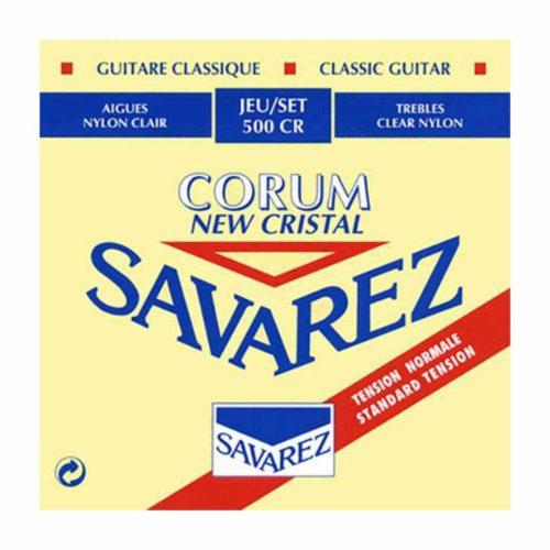 سیم گیتار Savarez مدل Corum 500 CR