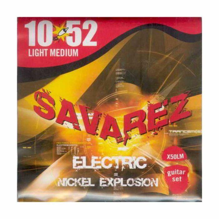 سیم گیتار Savarez مدل X50LM 1052