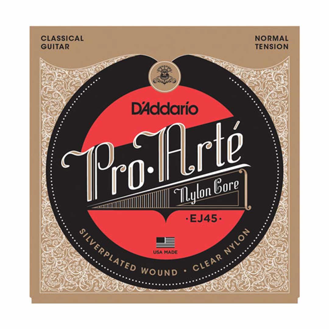 سیم گیتار DAddario مدل Pro Arte EJ45