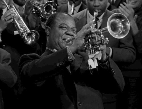 فیلمی در ستایش موسیقی جاز با حضور سلطان جاز، لویی آرمسترانگ