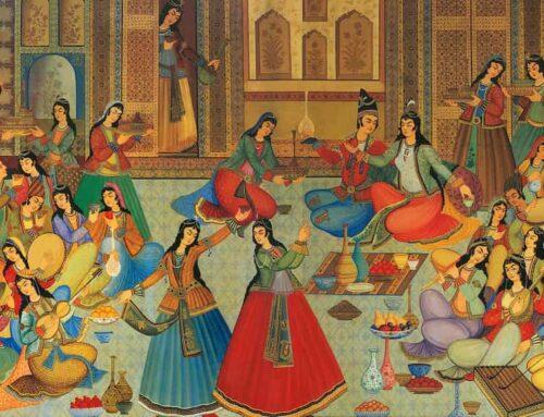 موسیقدانان ایران باستان: باربد و نوای عود او