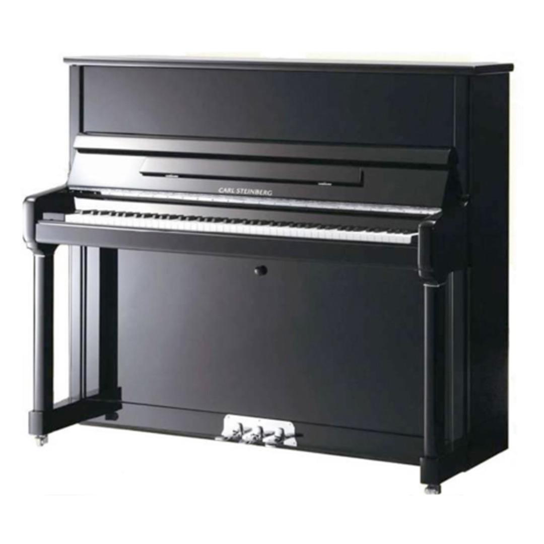 پیانو آکوستیک دیواری Carl Steinberg مدل 123