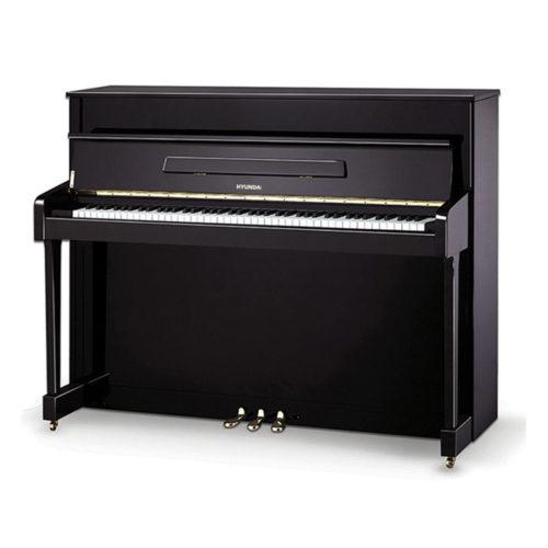 پیانو آکوستیک دیواری Hyundai مدل H114