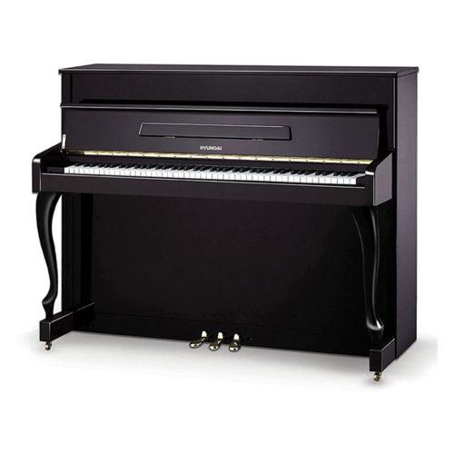 پیانو آکوستیک دیواری Hyundai مدل H114C