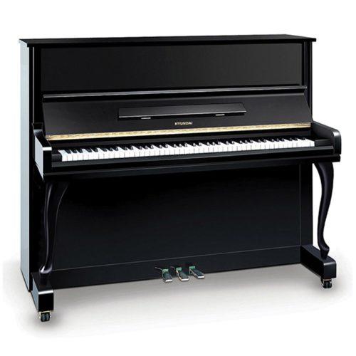 پیانو آکوستیک دیواری Hyundai مدل H121C