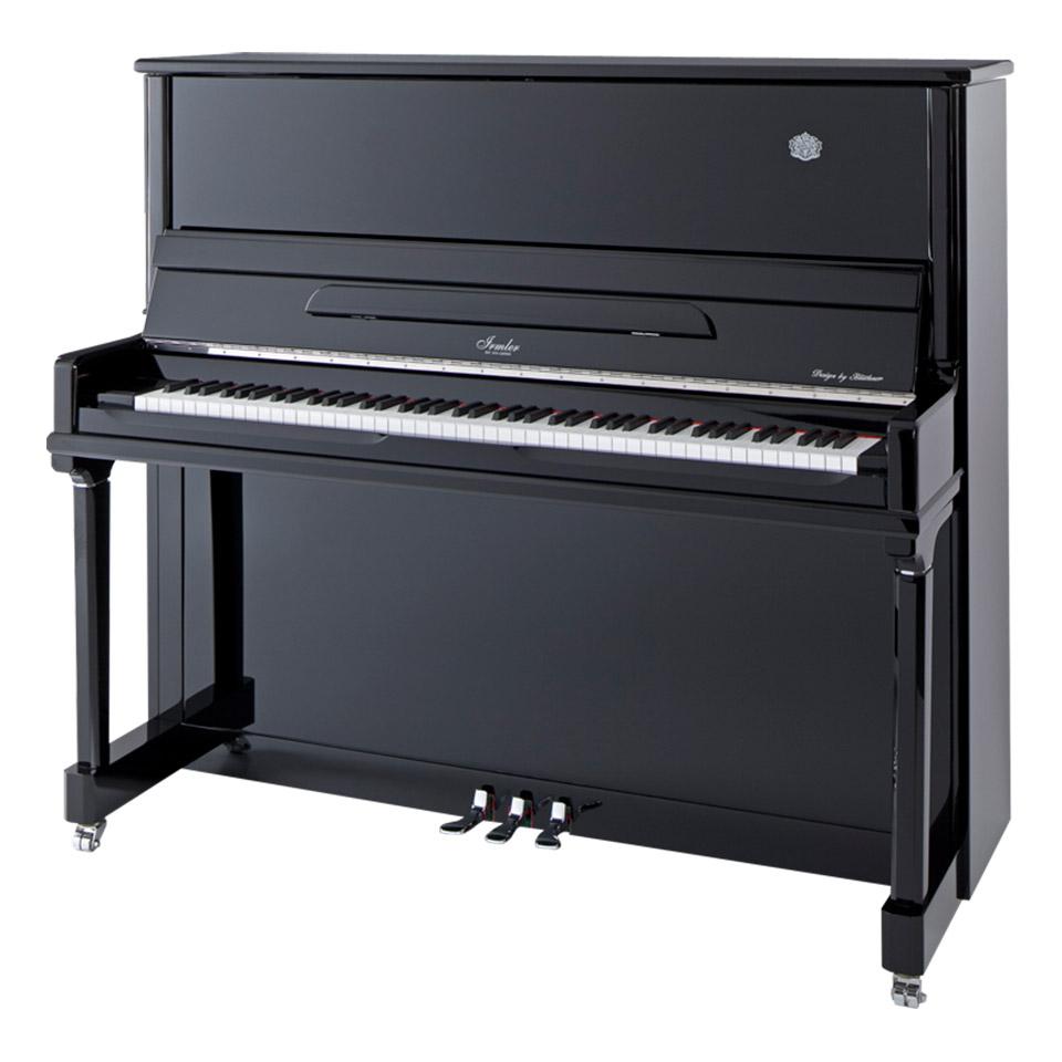 پیانو آکوستیک دیواری Irmler مدل SP132