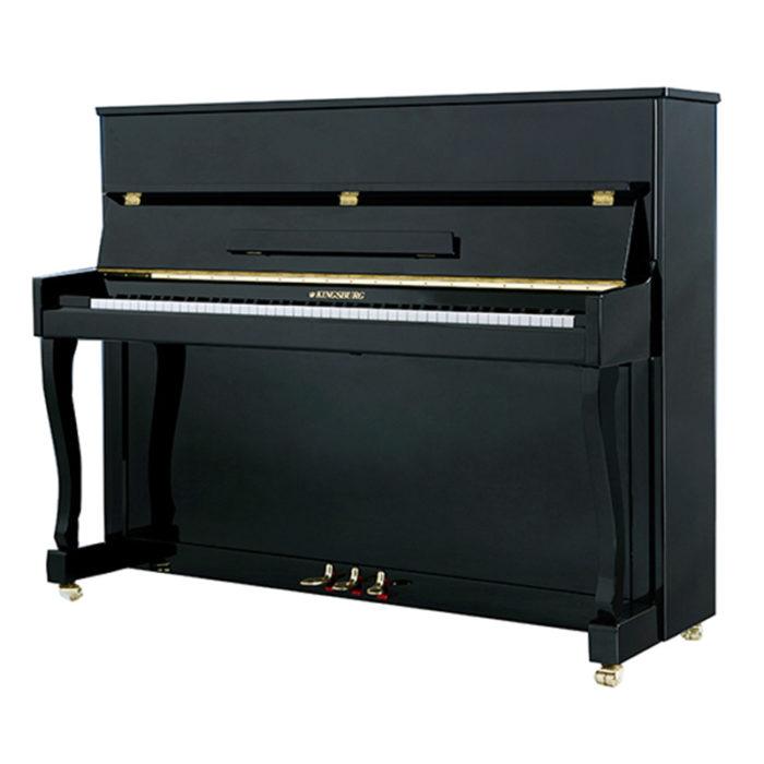 پیانو آکوستیک دیواری Kingsburg مدل KU-120