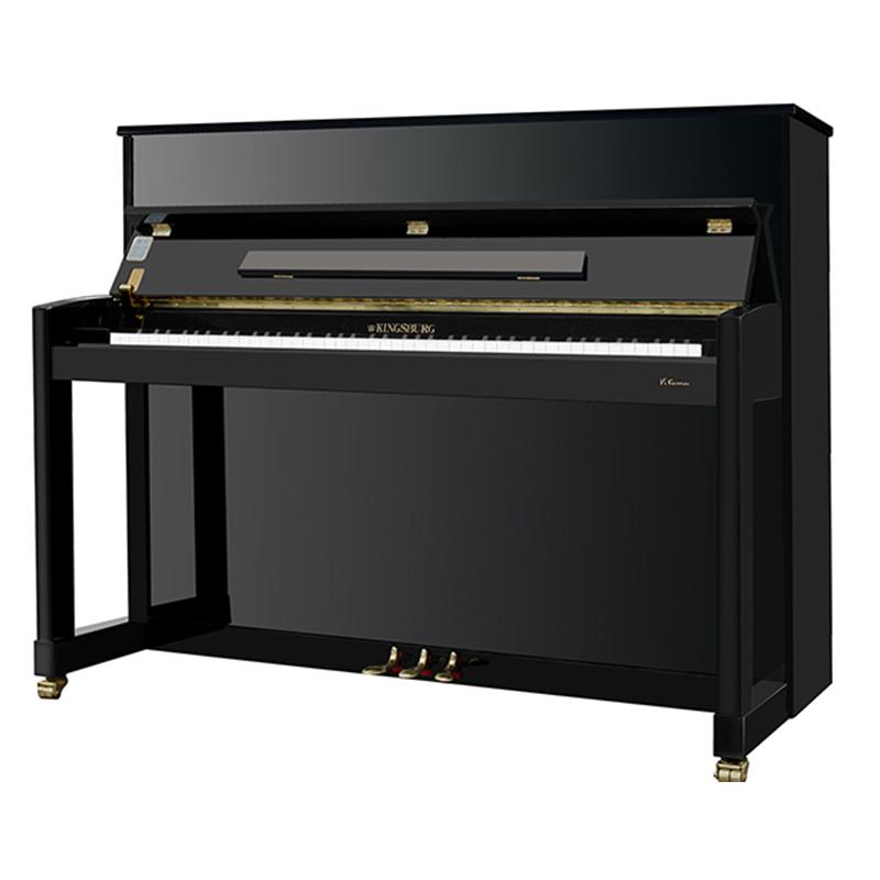پیانو آکوستیک دیواری Kingsburg مدل KU-122