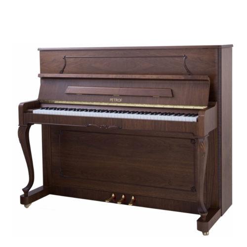 پیانو آکوستیک دیواری Petrof مدل P 118 C1 Chippendale