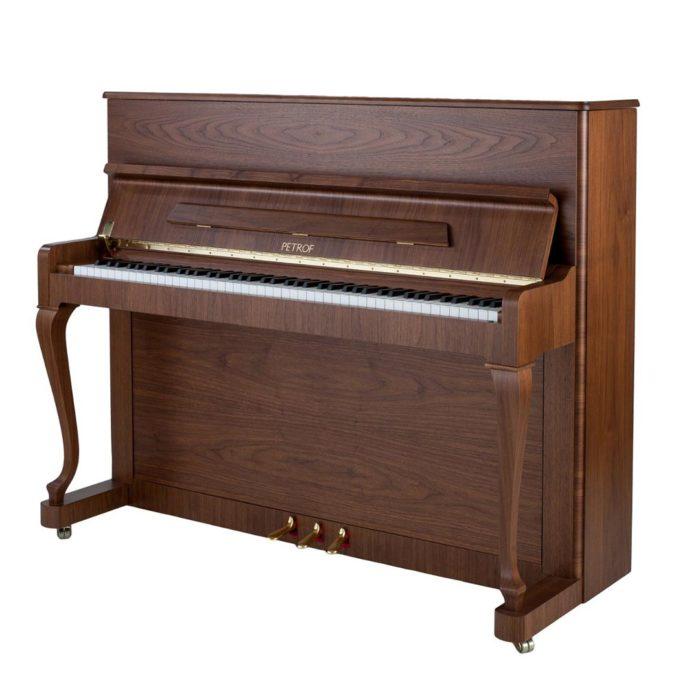 پیانو آکوستیک دیواری Petrof مدل P 118 D1 DEMICHIPPENDALE