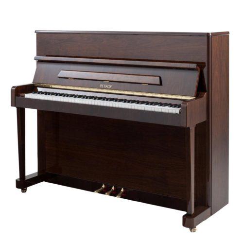 پیانو آکوستیک دیواری Petrof مدل P 118 P1