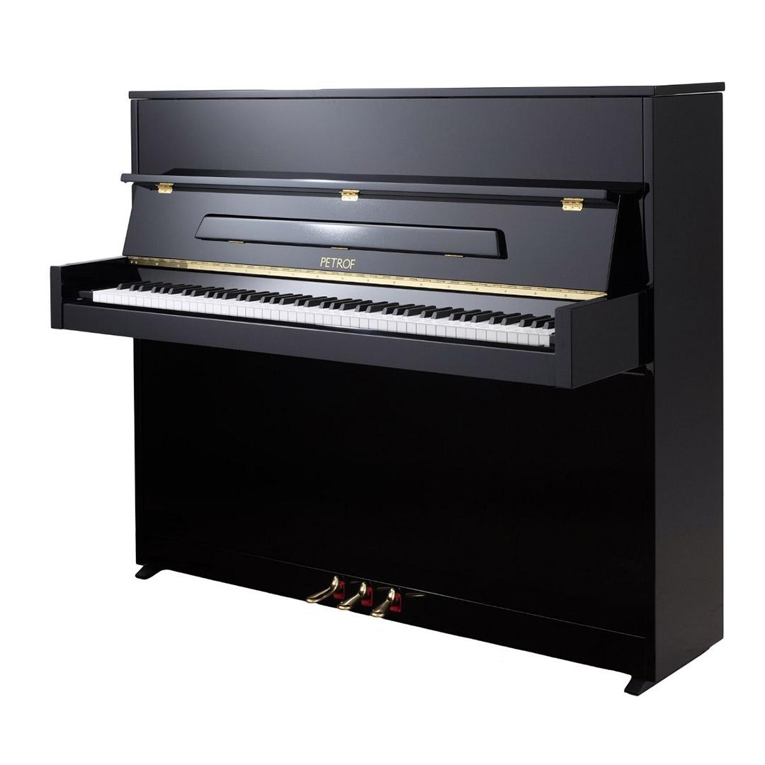 پیانو آکوستیک دیواری Petrof مدل P 118 S1