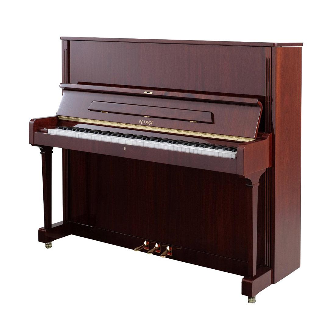 پیانو آکوستیک دیواری Petrof مدل P 125 G1