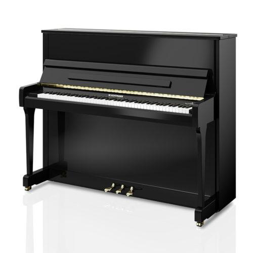 پیانو آکوستیک دیواری W.Hoffmann مدل V120