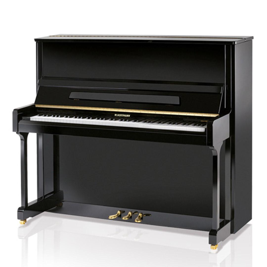 پیانو آکوستیک دیواری W.Hoffmann مدل V126