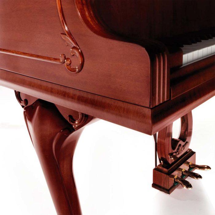 پیانو آکوستیک گرند Petrof مدل P 173 Breeze Chippendale