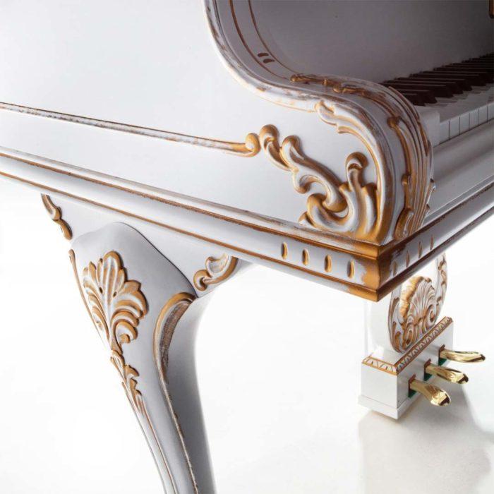 پیانو آکوستیک گرند Petrof مدل P 173 Breeze Rococo