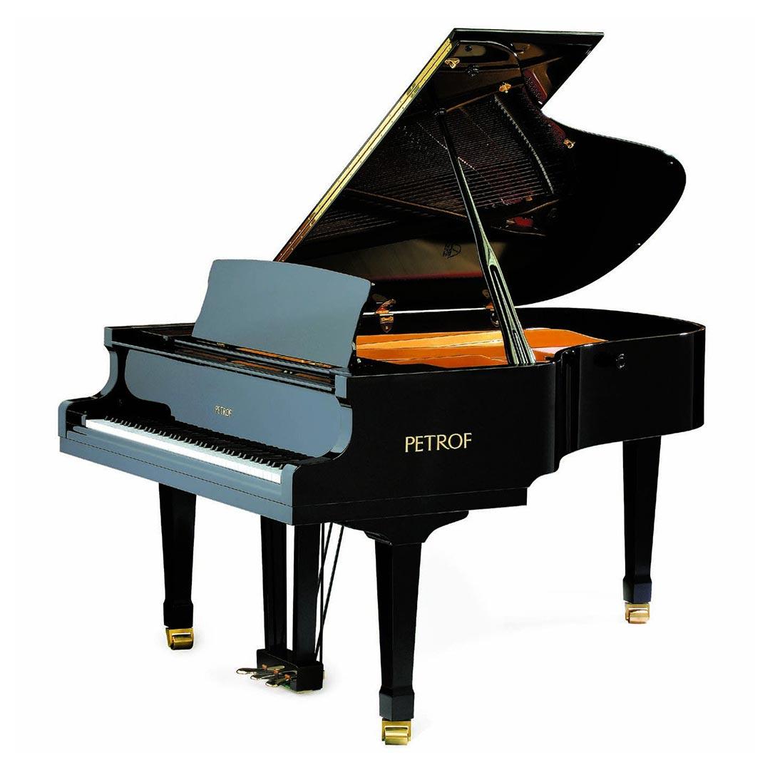 پیانو آکوستیک گرند Petrof مدل P 194 Storm