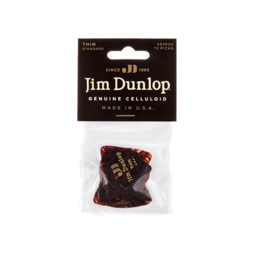 پیک گیتار Dunlop مدل Genuine Celluloid 483P05