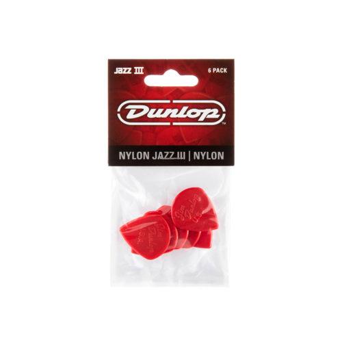 پیک گیتار Dunlop مدل Nylon Jazz III 47P3N