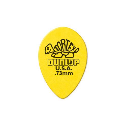 پیک گیتار Dunlop مدل Tortex Small Teardrop 423R