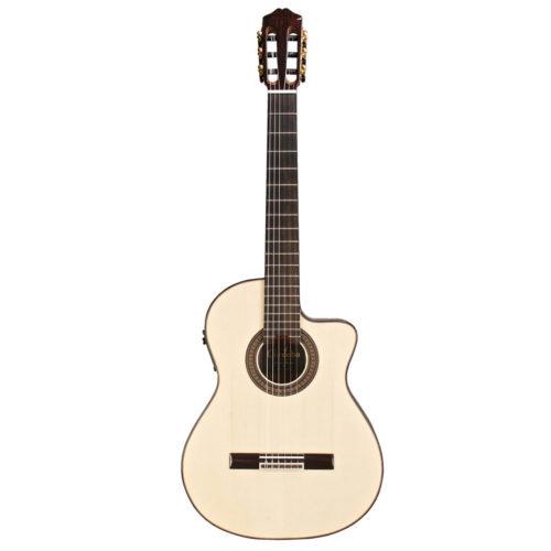 گیتار آکوستیک Cordoba مدل 55FCE Negra-Macassar Ebony