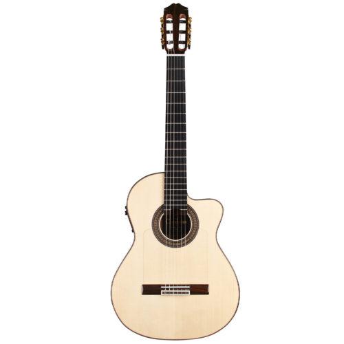 گیتار آکوستیک Cordoba مدل 55FCE Negra - Ziricote