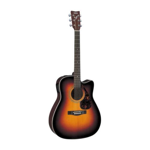 گیتار-آکوستیک-Yamaha-مدل-FX370-C-TBS