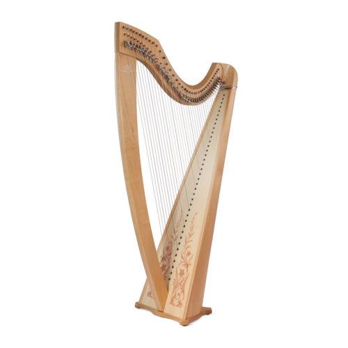 چنگ Camac مدل Celtic Isolde