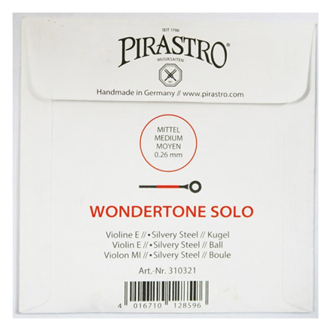سیم ویولن Pirastro مدل Wondertone Solo