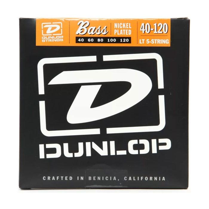 سیم گیتار Dunlop مدل Nickel Plated LT5 DBN40120
