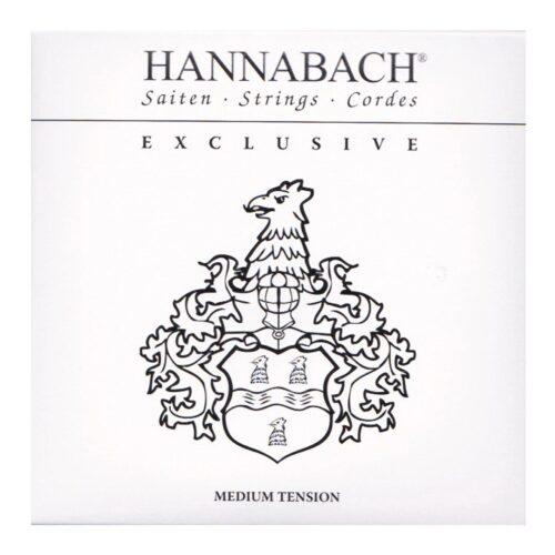 سیم گیتار Hannabach مدل Exclusive Medium Tension