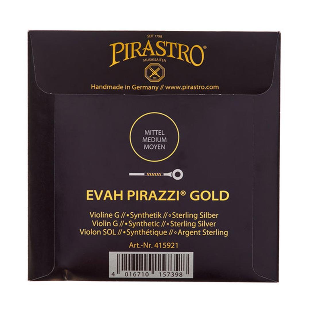 سیم گیتار Pirastro مدل Evah Pirazzi Gold